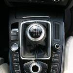 2009 Audi S5 gearshift