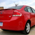 Test Drive: 2008 Ford Focus SES 15
