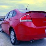 Test Drive: 2008 Ford Focus SES 18