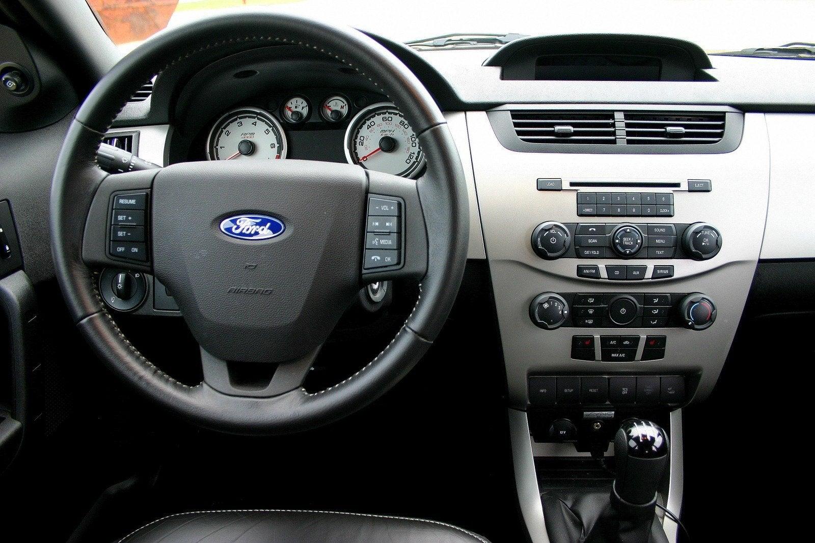 2007 Ford Focus Ses Hatchback Problems