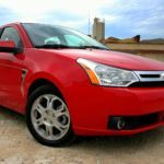 Test Drive: 2008 Ford Focus SES 21