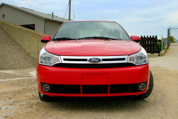 Ford Focus front