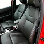 Ford Focus front seats 1