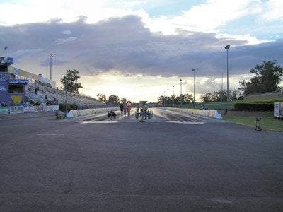 Drag Strip