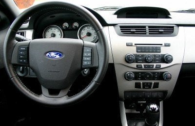 Test Drive 2008 Ford Focus Ses