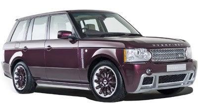 Overfinch Range Rover 1