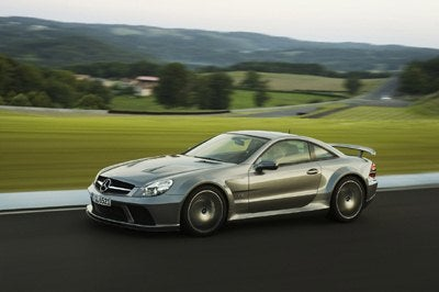 SL65 AMG Black Series 40