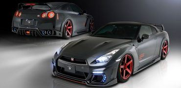 Tommy Kaira Nissan GT-R body kit