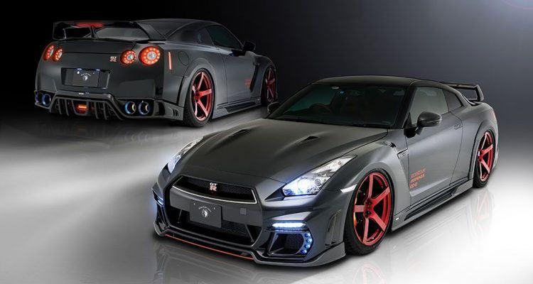 Tommy Kaira Nissan GT-R body kit