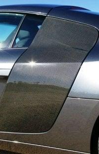 Audi R8 Carbon Sideblade