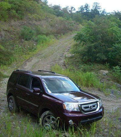 Most Interesting Facts >> 2009 Honda Pilot Touring Review