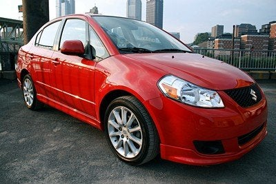 2008 suzuki sx4 sport review. Black Bedroom Furniture Sets. Home Design Ideas