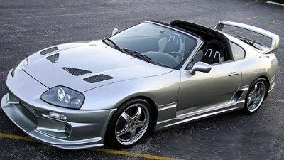 Toyota Supra Body Kit