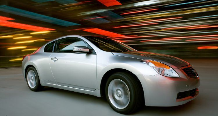 2008 Nissan Altima Coupe