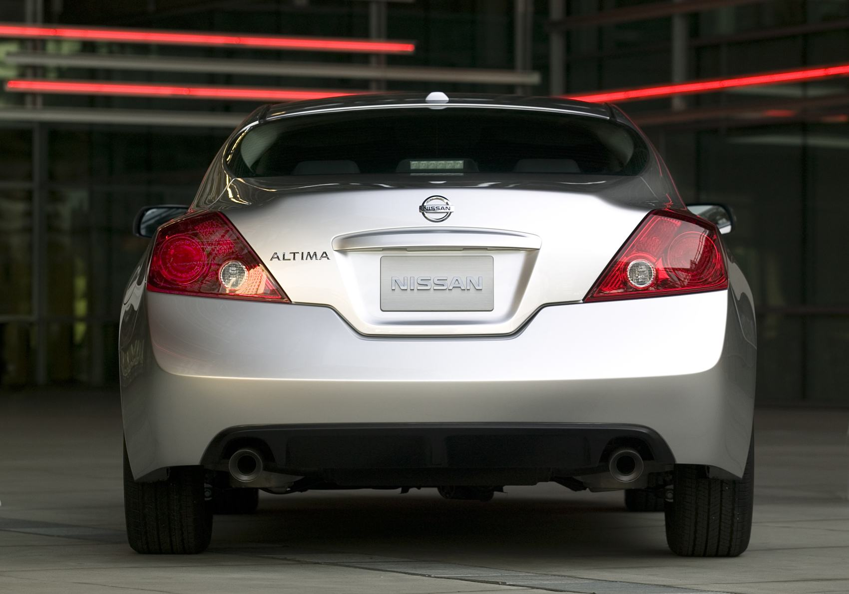 2008 Nissan Altima Coupe Review