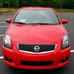 2008 Nissan Sentra SE-R front