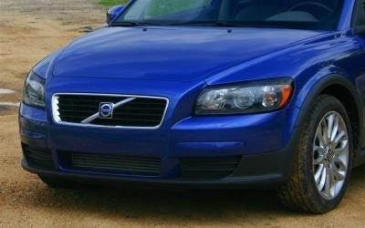 Volvo C30 T5 front