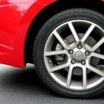2008 Nissan Sentra SE-R wheel