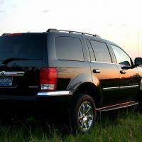 Chrysler Aspen Hybrid rear