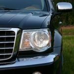 Chrysler Aspen Hybrid headlight
