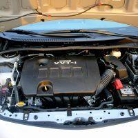 2009 Toyota Corolla XLE engine