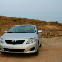 2009 Toyota Corolla XLE front