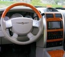 Chrysler Aspen Hybrid interior
