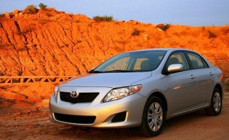 2009 Toyota Corolla Review