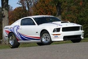 Cobra Jet Returns to Drag Racing