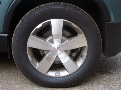 gmc acadia 021 wheels