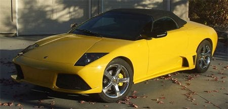 "Terrible Lamborghini Murcielago ""Replica"" on eBay"