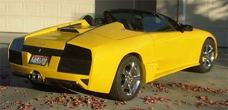 Lamborghini Murcielago Replica