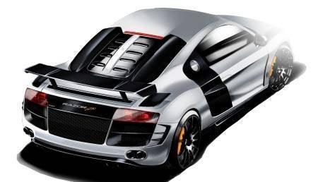 Audi R8 PPI Razor GTR top