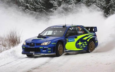 WRC: Subaru Cancels World Rally Program