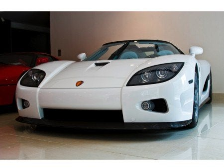 eBay Watch: 2007 Koenigsegg CCX For Sale