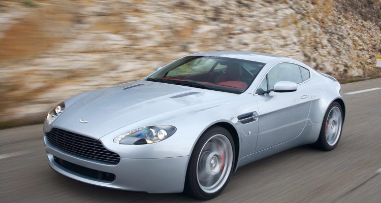 Aston Martin V Vantage X