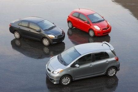 2009 Toyota Yaris Family