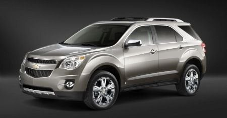 2010 Chevy Equinox