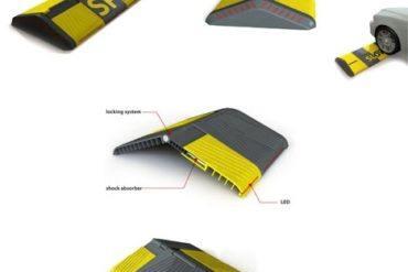 Smart Speed Bumps