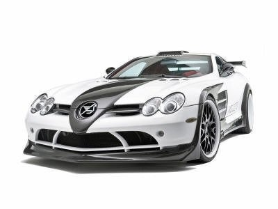 Video of Mercedes-Benz SLR McLaren Hamann Volcano