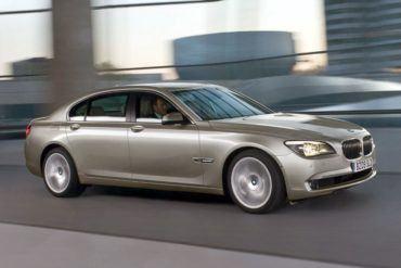 2009 BMW 730Ld