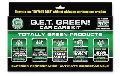 GET Green - Organic Car Care