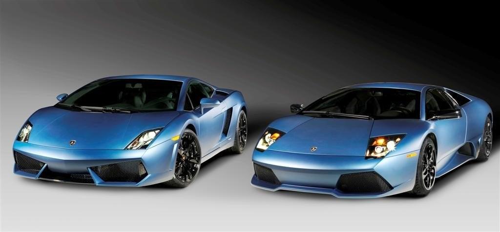 Lamborghini Gallardo Murcielago Ad Personam