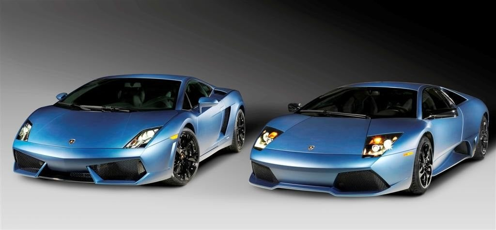 2009 Lamborghini Gallardo And Murcielago Ad Personam