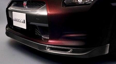 Nissan GT-R Spec V lip