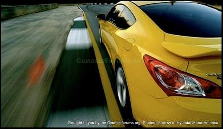 Hyundai Genesis Coupe Superbowl Ad