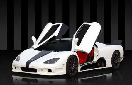 The Updated 2009 SSC Ultimate Aero