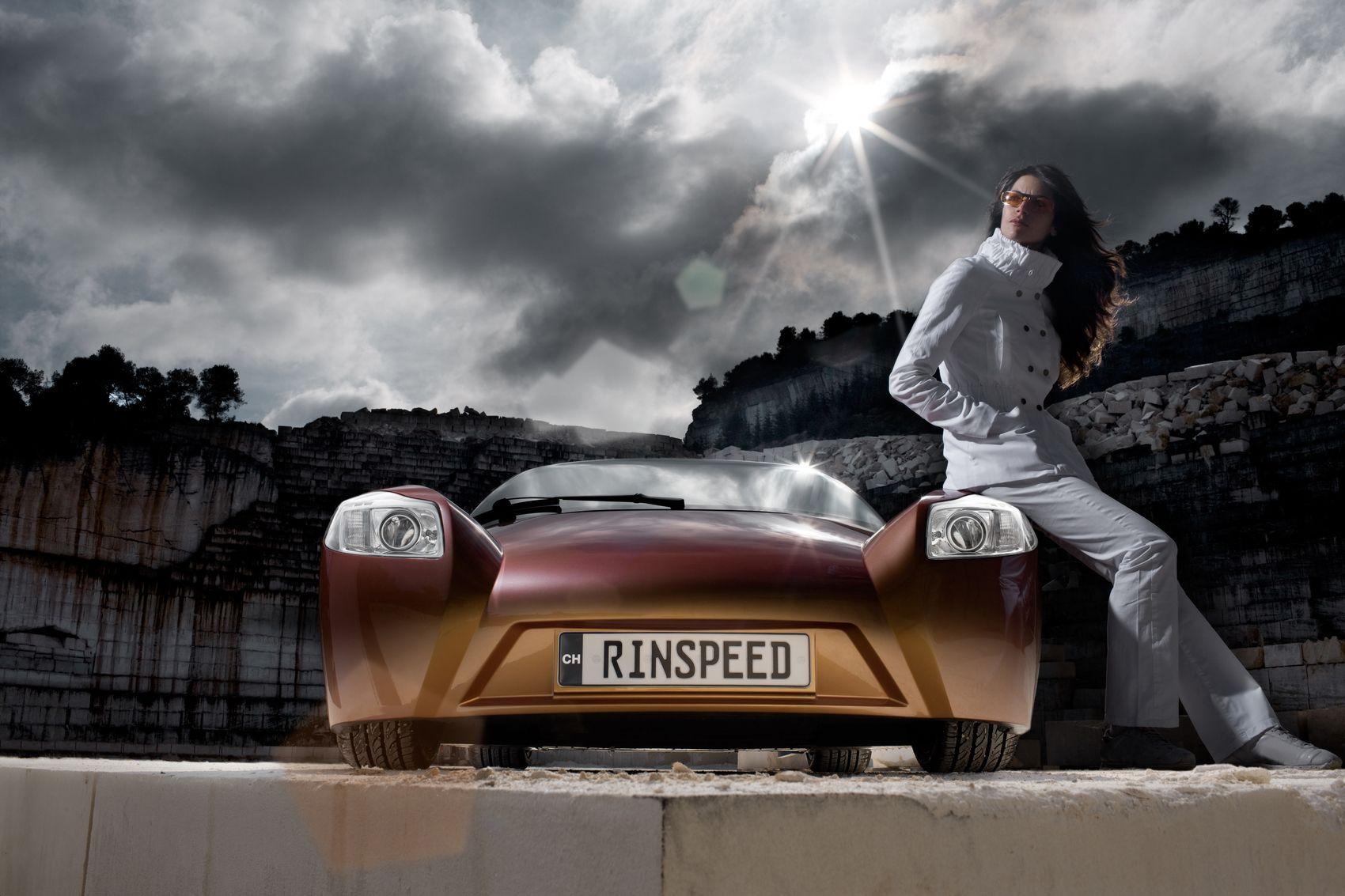Rinspeed iChange Concept 3
