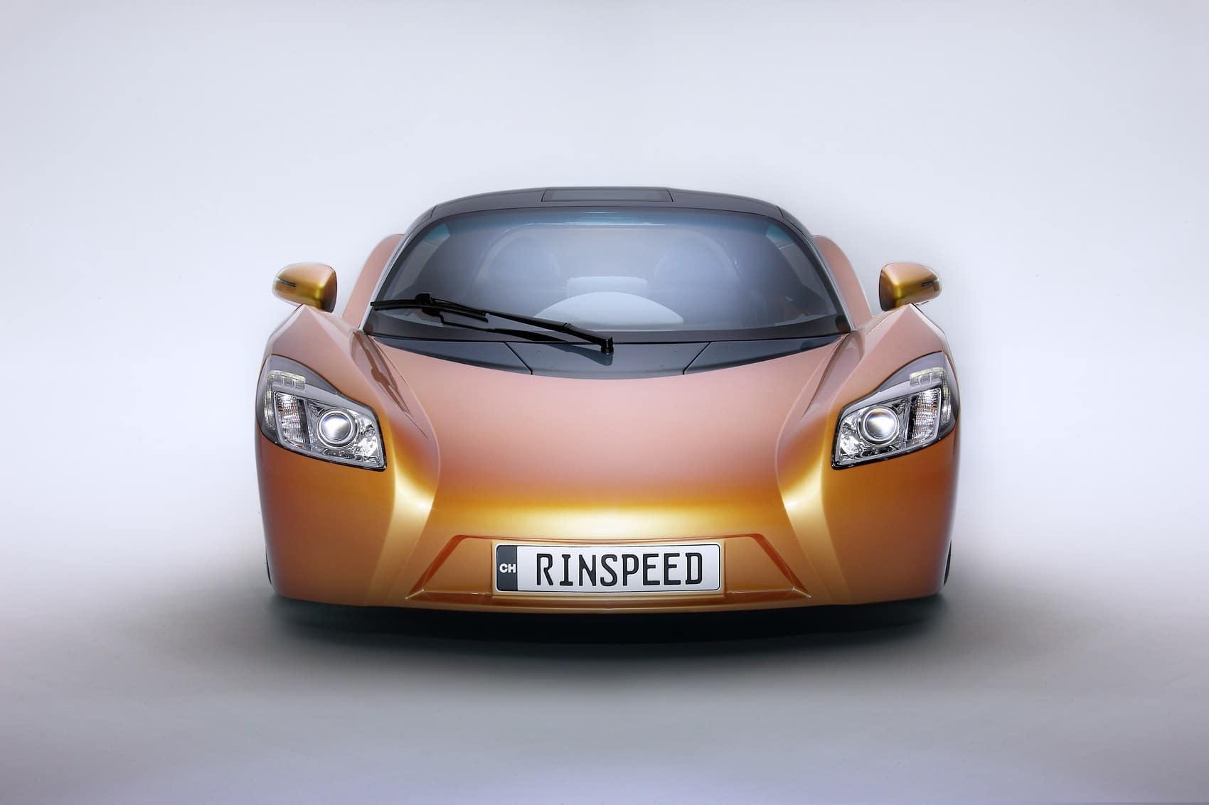 Rinspeed iChange Concept 39
