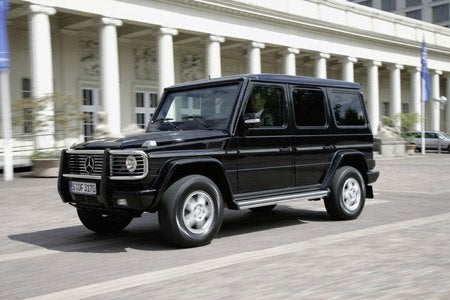 Mercedes Celebrates 30 Years of Square With The Geländewagen